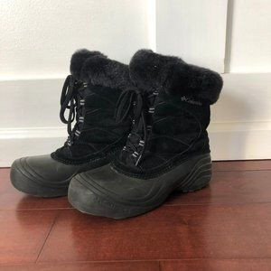 Columbia snow winter boots